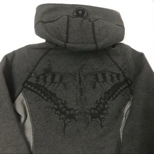 Extremely rare Butterfly REMIX Hoodie size 6